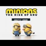 Minions- The Rise of Gru