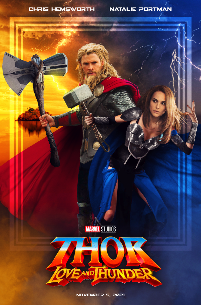 Thor- Love And Thunder - Download free hd new movies 2021